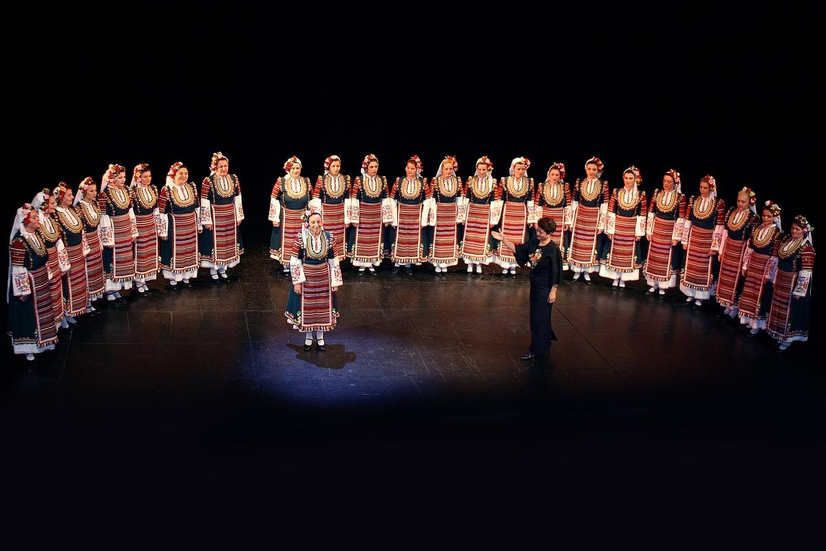 Le Mystere Des Voix Bulgares – KalimankouiDenkou